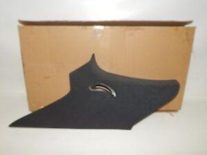 New OEM 2001-2002 Lincoln LS Quarter Panel Trim Seat Belt Cover Assembly Black