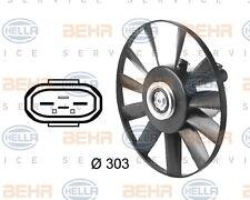 HELLA 8EW 009 144-541 FAN RADIATOR FITS VW POLO (6N1) GENUINE WHOLESALE PRICE