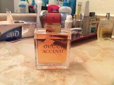 Rare Perfume Classic Gucci Accenti Eau De Toilette 3.4 fl.oz 100ml 3.3oz Spray