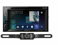 "Pioneer AVH-500EX 6.2"" DVD w/ Built in Bluetooth & License Plate Backup Camera"