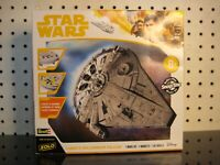 Revell Lando's Millennium Falcon Star Wars Snap-Tite Model Kit w/ Light & Sound