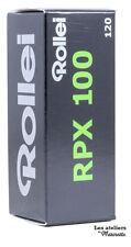 FRESH: Rollei RPX 100 - Film 120 - Noir & Blanc - Pellicule Argentique Photo