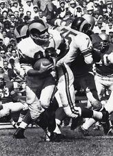 """1950s Vintage NFL FOOTBALL Rams JON """"JAGUAR"""" ARNETT USC Sports Photo Art 16x20"""