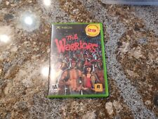 The Warriors -- Microsoft Xbox -- C+ CONDITION