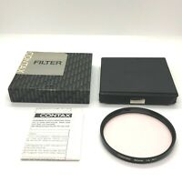 【MINT IN BOX】Contax Kyocera 82mm 1A MC Filter From Japan #447