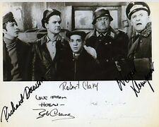 Hogans Heros Cast Signed 8x10 Autographed Photo Reprint