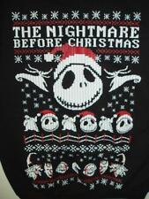Youth The Nightmare Before Christmas Sweater Size L New