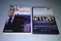 Masterpiece: Worricker: The Complete Series (DVD, 2015, 3-Disc Set) Like New
