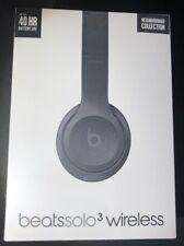Beats by Dr Dre Solo 3 Wireless Headphone [ Neighborhood Asphalt GRAY ] NEW