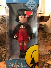 NEW RARE Pepito doll From Madeline collection in box