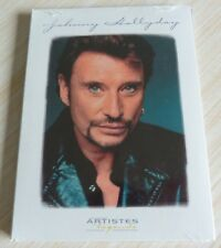 CD ALBUM DIGIPACK BEST OF ARTISTES DE LEGENDE JOHNNY HALLYDAY NEUF SOUS CELLO