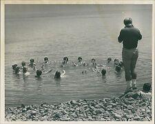 Great Salt Lake Utah Original News Service Photo