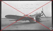 987 - Original B&W 616 Aircraft Negative - Northrop GAMMA 2A Kinjockety III '30s