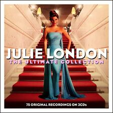 Julie London ULTIMATE COLLECTION 75 Original Recordings ESSENTIAL BEST New 3 CD