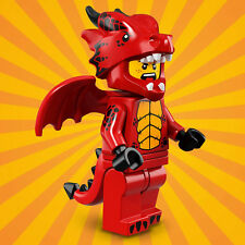 LEGO 71021 Minifguren Serie 18 Party - Mann im Drachenkostüm / Dragon Suit Guy
