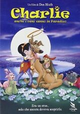 Charlie - Anche I Cani Vanno In Paradiso (1989) DVD