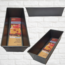 Large NON STICK LOAF TIN New Baking Pan Bread Loaf Cake Oven Tray DEEP RECTANGLE