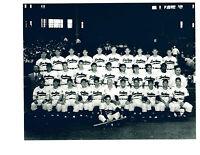 1947 CLEVELAND INDIANS 8X10 TEAM PHOTO BASEBALL HOF