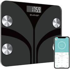 Body Fat Scale,Smart Wireless Digital Bathroom BMI Weight Scale,Body Composition