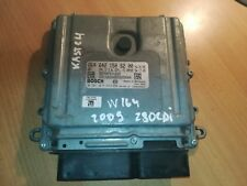 MERCEDES ML W164 Engine Control Unit ECU A6421506200