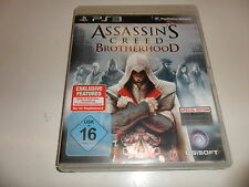 PlayStation 3 PS 3  Assassin's Creed Brotherhood