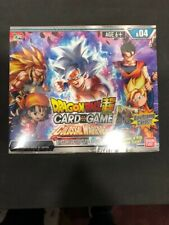 Dragon Ball Super TCG Colossal Warfare Booster Box Factory Sealed