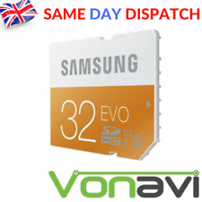 NEW Samsung EVO 32GB micro SD Memory Card Phone Tablet Class 10 48MB/s SDHC UHSi