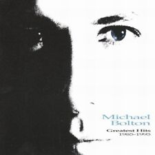 Greatest Hits 1985-1995 BY  Michael Bolton [Vocal Pop]  [Audio CD] NEW