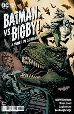 Batman vs. Bigby! A Wolf in Gotham Nr. 2 (2021), Neuware, new