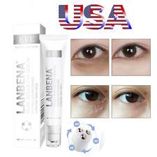 Eye Hyaluronic Acid Anti Dark Eye Cream Wrinkle Circles Essence Remover Serum Us