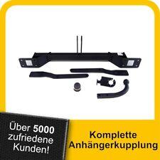 AHK Feste Starre Anhängerkupplung 13p C2 E-Satz Mercedes GLK SUV 08-10 23048/_B1