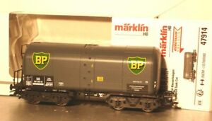 Märklin HO:  Eurotrain 47914  Schweröl Kesselwagen  *BP*    NEU mit OVP