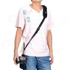UK Store! CameraPlus® Quick Release Shoulder Sling Strap with storage pocket.
