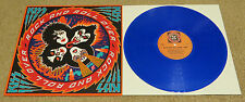 KISS ROCK & ROLL OVER JAPANESE ORIGINALS COLORED VINYL LP GATEFOLD