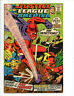 Justice League of America 64 1st Red Tornado! Black Canary JSA