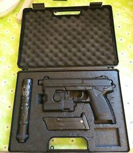 SOCOM MK23 Tokyo Marui Gas Blow Back Airsoft pistol - USED