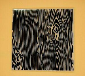 Large Tree Wood Grained Patterned Embossing Folder *UK Seller, Fast Dispatch* 5Z