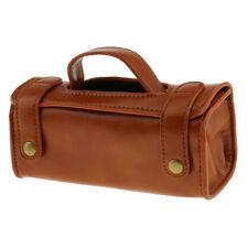 f8112d3e2f2c Men Toiletry Travel Bag Shaving Accessory Kit PU Leather Organizer Razor Bag