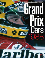 RACING PICTORIAL SERIES by HIRO N°24 : GRAND PRIX CARS 1988  - LIVRE NEUF