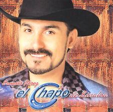 El Chapo De Sinaloa : Andamos Borrachos Todos CD