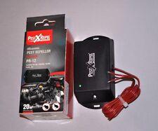 PR-12.1Ultrasonic Pest Repeller for car, vehicles, trucks.12V-DC.Humane method!