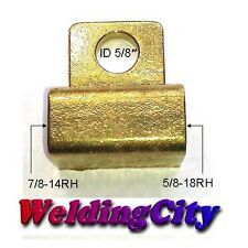 WeldingCity Power Cable Adapter 45V62 for TIG Welding Torch 26 Series