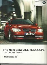 ++ REDUCED ++ BMW 3 SERIES COUPE CAR BROCHURE 2010 2011