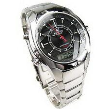 Casio Edifice Analog Digital Combination Men's Watch EFA-128D-1AV EFA128D