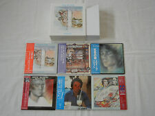 Steve Hackett JAPAN 6 titles Mini LP SHM-CD PROMO BOX SET