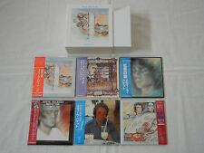Steve Hackett JAPAN 6 titles Mini LP SHM-CD PROMO BOX SET