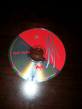 KRIZZ KALIKO signed CD COA PROOF AUTOGRAPH TECH N9NE STRANGE MUSIC SON OF SAM