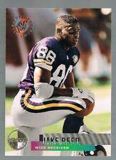 1995 Stadium Club members only JAKE REED #89 Vikings