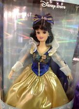 """Disney Store Royal Princess Series Snow White 12"""" Collector Doll in LIGHT UP Box"""