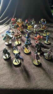 27 Amiibo Figuren (Ganondorf, Link,Shiek, Zelda, Samus normal & Zero Suit uvm.)